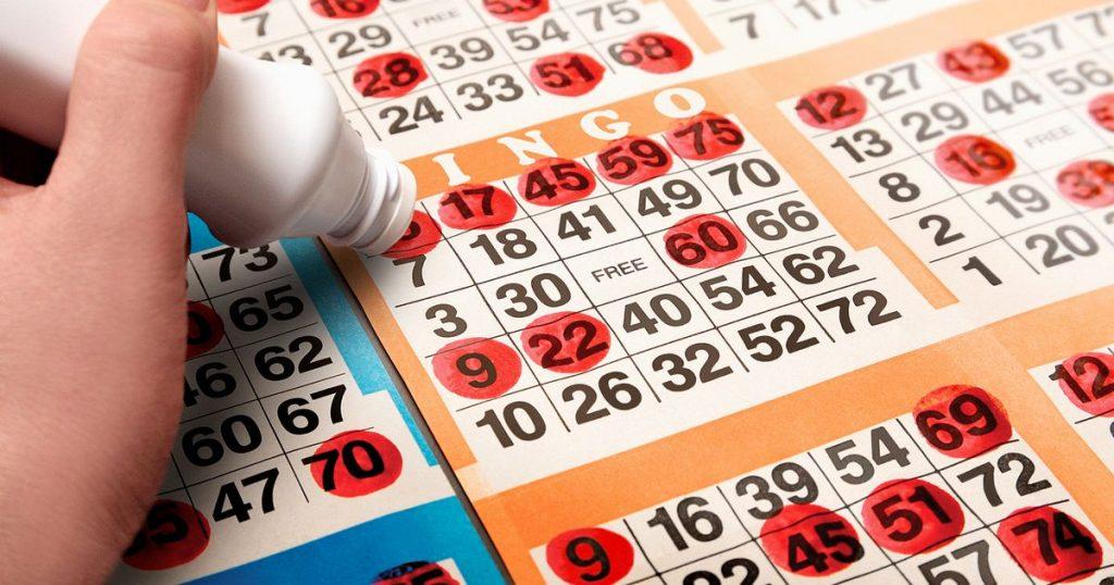 spela bingo i bingohallar